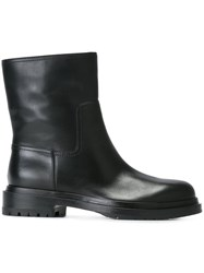 Sergio Rossi Ankle Boots Black