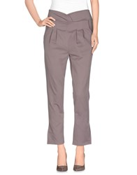 Numph Numph Trousers Casual Trousers Women Dove Grey