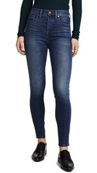 Madewell High Rise Skinny Jeans Danny
