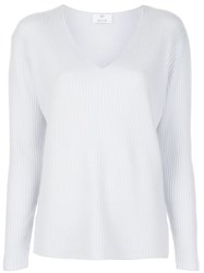 Allude V Neck Sweater 60