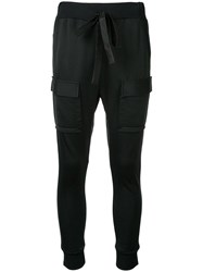 Manning Cartell Cargo Skinny Trousers Black