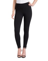 Lysse Plus Audry Ponte Leggings Black