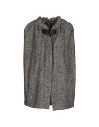 Liviana Conti Capes Grey