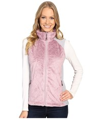 Mountain Hardwear Pyxis Stretch Quilted Vest Dusty Orchid Women's Vest White