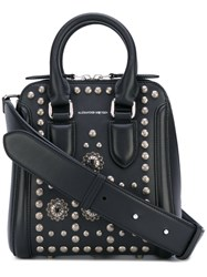 Alexander Mcqueen 'Heroine' Small Bag Women Leather One Size Black