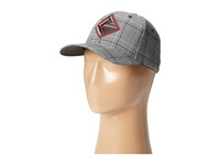 Rock And Roll Cowboy Cap Cbc7663 Grey Caps Gray