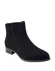 Nine West Pointy Toe Booties Black