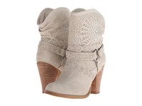 Not Rated Adelaide Cream Women's Dress Boots Beige