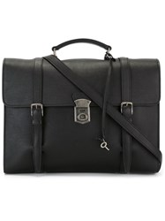 Dolce And Gabbana Classic Messenger Bag Black