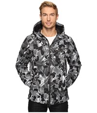 Nike Sportswear Down Fill Hd Jacket White Black Men's Coat