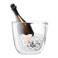 Lsa International Celebrate Champagne Bucket Clear