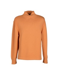 Octo Turtlenecks Orange