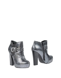 Replay Ankle Boots Grey