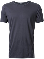 Hl Heddie Lovu Plain T Shirt Grey