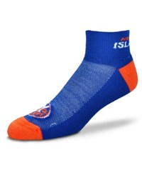 For Bare Feet New York Islanders The Cuff Ankle Socks Royalblue