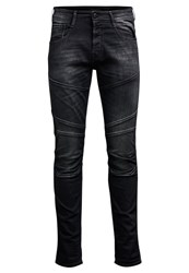 Jack And Jones Slim Fit Jeans Black Denim