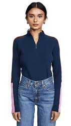 Paul Smith Knitted Sweater Navy