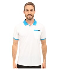 Oakley Myers Polo White Men's Short Sleeve Pullover