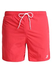Jack And Jones Jjtbasic Swimming Shorts Poinsettia Red