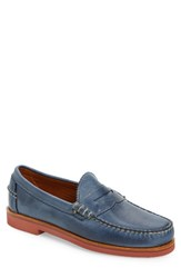 Allen Edmonds Men's 'Sedona' Penny Loafer Navy Leather