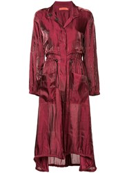 Manning Cartell High Flyers Coat Red