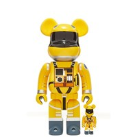 Medicom Space Suit 2001 Be Rbrick Yellow