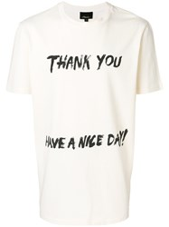 3.1 Phillip Lim Printed T Shirt Nude And Neutrals