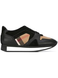 Burberry 'The Field' Sneakers Black