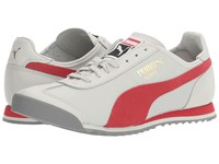 Puma Roma Og 80S Gray Violet Barbados Cherry Men's Shoes