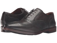 Cole Haan Hamilton Grand Wing Oxford Dark Gray Men's Lace Up Casual Shoes