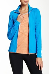 Lole Essential Jacket Blue