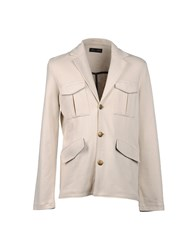 Dekker Suits And Jackets Blazers Men Beige