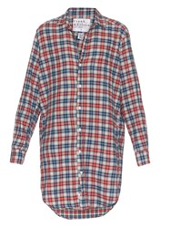 Frank And Eileen Mary Cotton Shirtdress