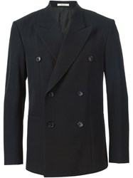 Paul Smith Double Breasted Blazer Black
