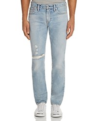 Levi's 511 Slim Fit Jeans In Bright Blue