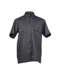 Dickies Shirts Short Sleeve Shirts Men Lead