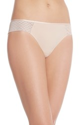 Chantelle Women's Intimates 'Aeria' Tanga Nude Blush