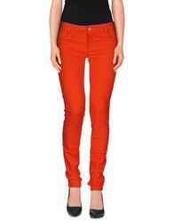 Cycle Denim Denim Trousers Women Orange