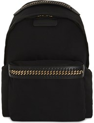 Stella Mccartney Falabella Backpack Black
