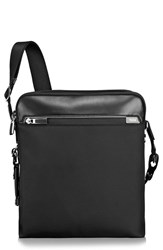 Men's Tumi 'Arrive Lucas' Crossbody Bag Black