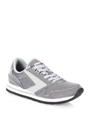 Brooks Academia Chariot Athletic Sneakers Nature Grey