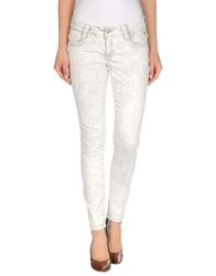 9.2 By Carlo Chionna Denim Pants Light Grey