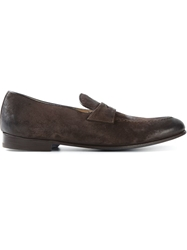 Doucal's Penny Loafers