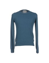 Fred Mello Sweaters Deep Jade