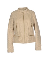 Yes Zee By Essenza Jackets Beige