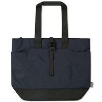 C6 North South Tote Bag Blue