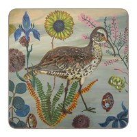 Avenida Home Nathalie Lete Birds In The Dunes Placemat Eskimo Curlew