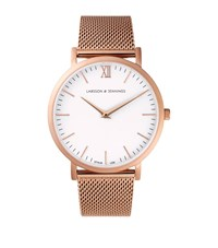 Larsson And Jennings Chain Metal Watch Female