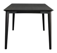 Emeco Lancaster Dining Table Black