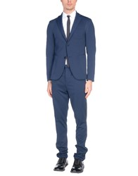 Guess By Marciano Suits Dark Blue